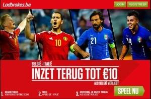 Belgium Italy NL