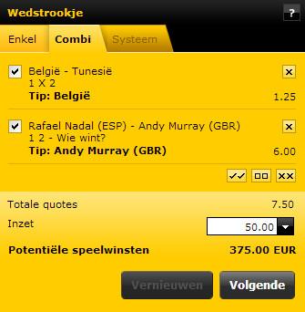 Online Bookmakers in België