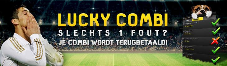 Lucky Combi Betfirst